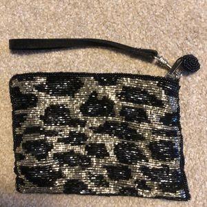 Handbags - Beautiful beaded wristlet by Indeed